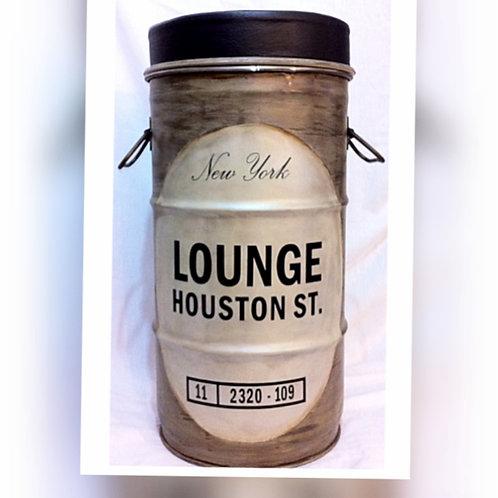 Tambor Decorado Lounge Houston - P
