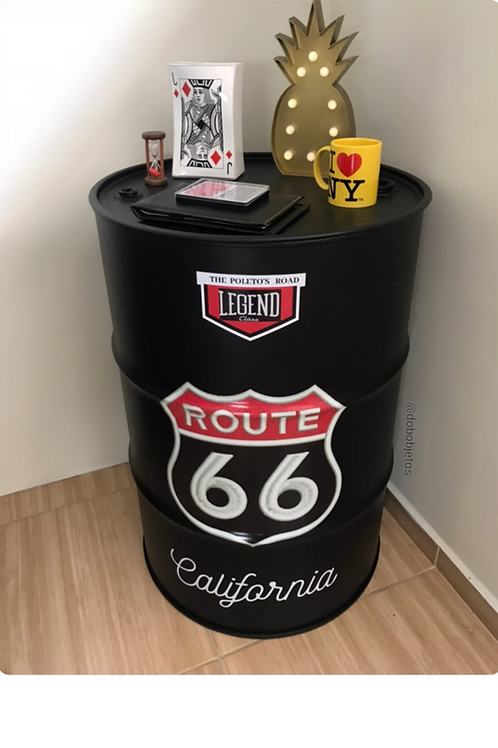 Tambor Rota 66 California  G