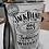 Thumbnail: Tambor Personalizado Jack Daniels Branco PUFF - M