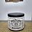 Thumbnail: Tambor Decorativo  com Puff Jack Daniels Branco - Tampa destacável