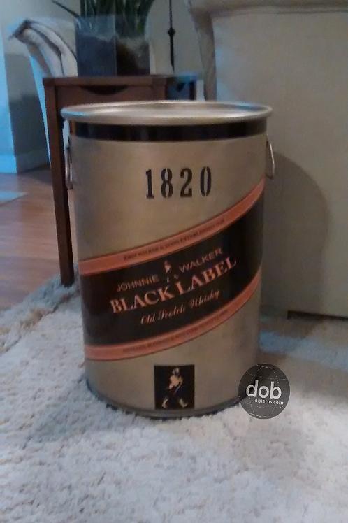 Tambor tonel decorativo Black Label - Alças M