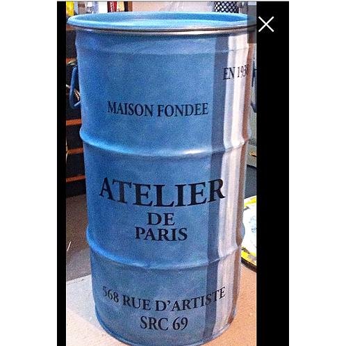 Atelier de Paris- Tampa destacável - Com alças - P
