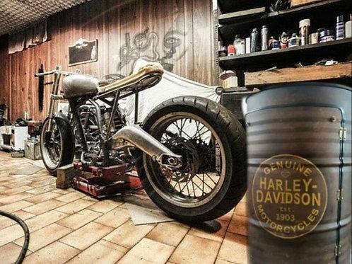 Tambor Armário Harley Vintage 2