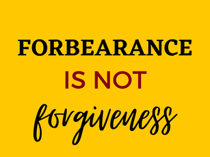 Everything You NEED to Know about Forbearance Right Now