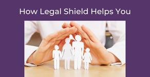 Legal Shield by Maggie Wulff