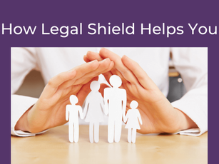 Legal Shield by Maggie Wulff