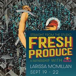 🤤#repost • _freshproduceart We're pleas