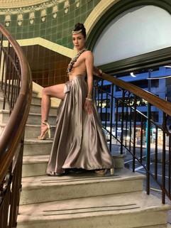 Model - Francessca Morton