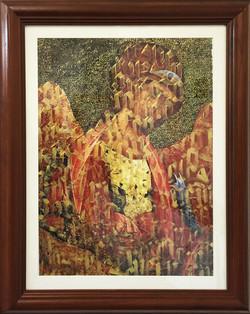 Archangel St Michael Print