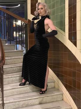 Model - Claire Voyant
