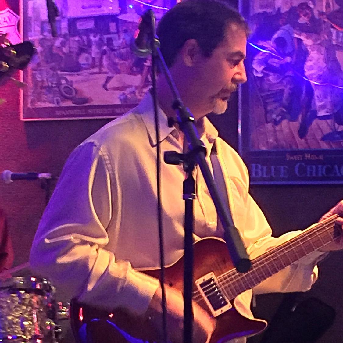 Perry Osborn, guitars