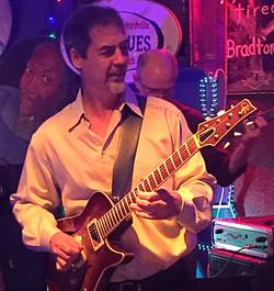 Perry Osborn - guitarist