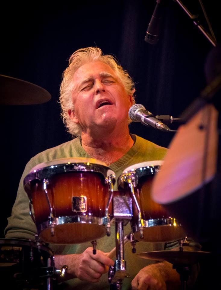 Mark Blair, drums
