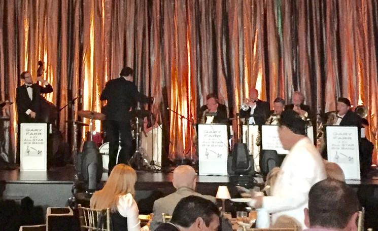 Big Band Sinatra Event