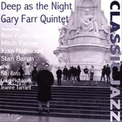 Deep as the Night CD