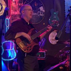 Randy Barnhill - bassist