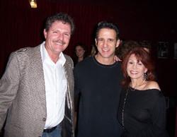 Eric Mariethal and Barbara Luna