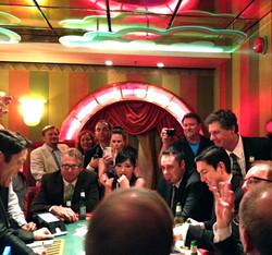 Dave Koz casino night
