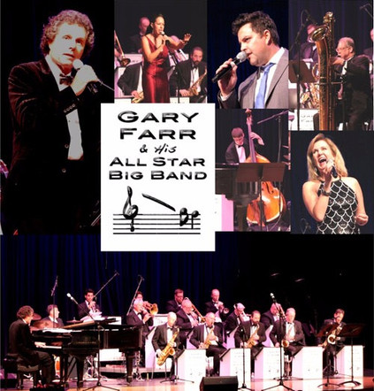 Gary Farr & His All Star Big Band 2014