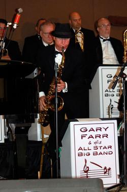 Billy Ross on Tenor Sax