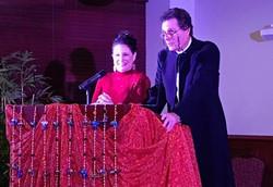 Gloria Arias & Gary