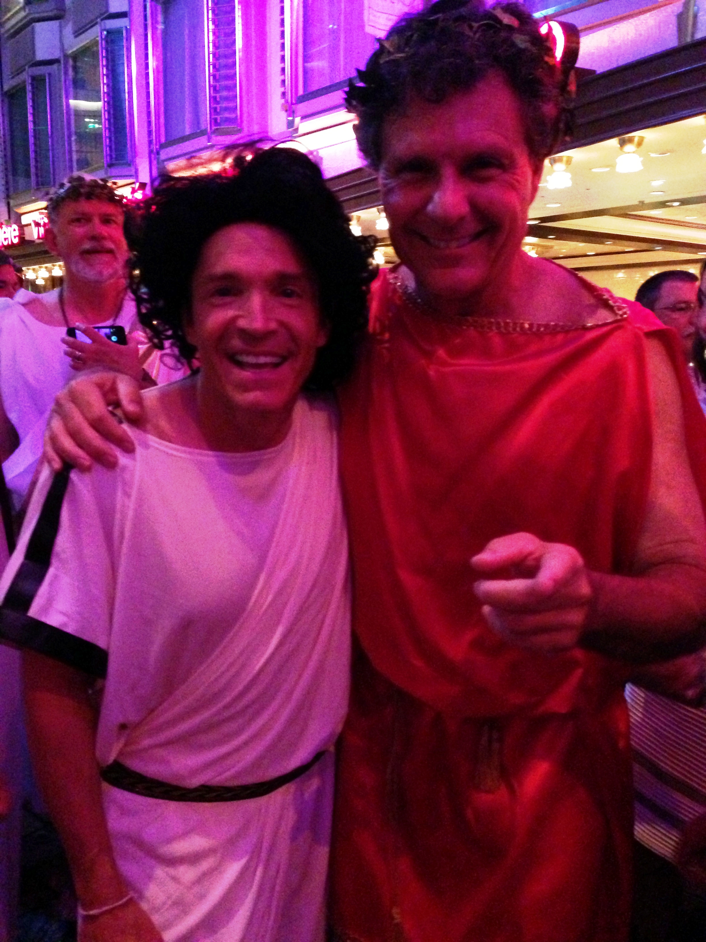 Dave Koz toga night