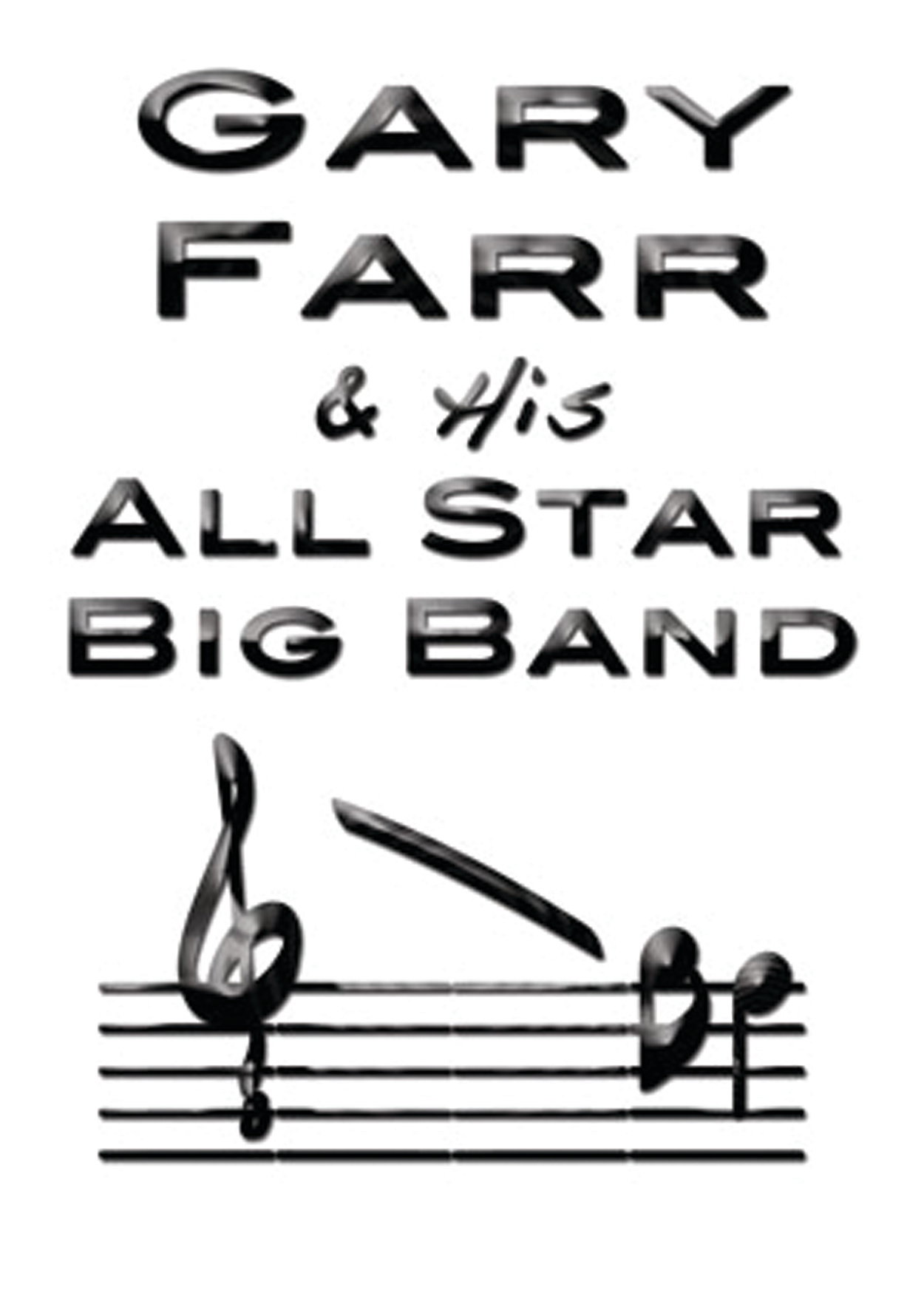 GFAS-logo & music stands