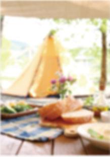 家族と家キャンプ