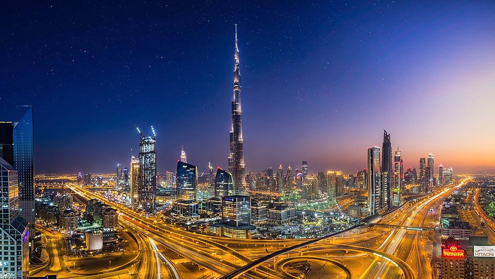 Bafna Holidays Dubai Abu Dhabi at 30,000 Rs