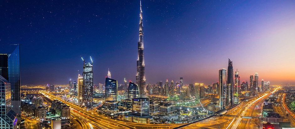DAZZLING DUBAI WITH ABU DHABI - Best Holiday Tour Under 30k!