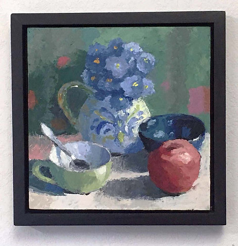 Would You Like An Apple? Still Life Painting