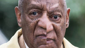 Bill Cosby Takes The Dive