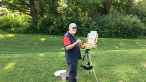 Workshop: Plein Air Painting