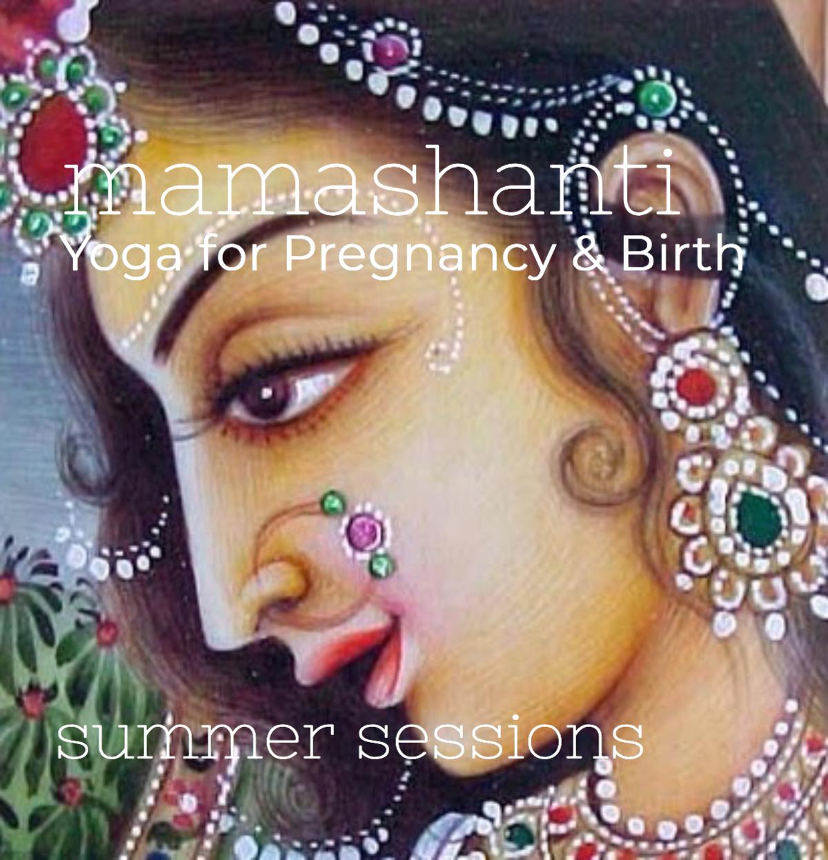 Yoga for Pregnancy & Birth Summer Class
