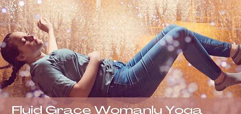 Fluid Grace Womanly Yoga CASTLEMAINE Course SPRING 2021