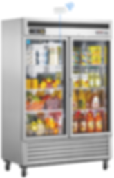 IoT cold chain refrigeration temperature monitoring