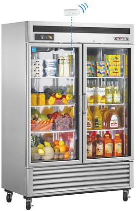 IoT cold chain refrigeration temperature monitoring