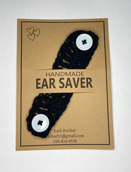 Black Ear Saver - Kids