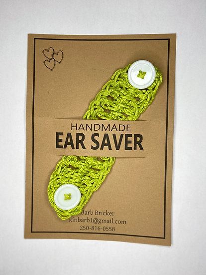 Green Ear Saver - Kids