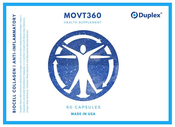 Duplex Movt360