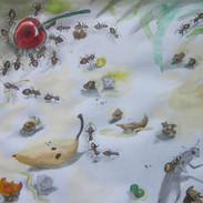 Ilustrace Eva del Risco Koupová
