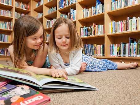 Jak vybrat dětem tu nejlepší knihu