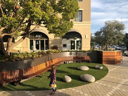 TCCM South Plaza