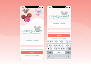 Daily UI Challenge: Sign Up