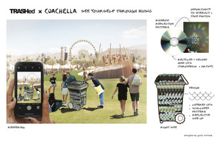 """TRASHEDed x Coachella 2020 - Competition Entry """"See Yourself Through Music"""""""