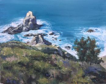 Muir Beach Lookout