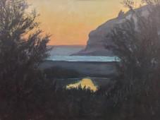 John Muir Sunset