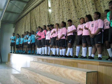 Crescent school takes Second Kicks soccer uniforms to South Africa
