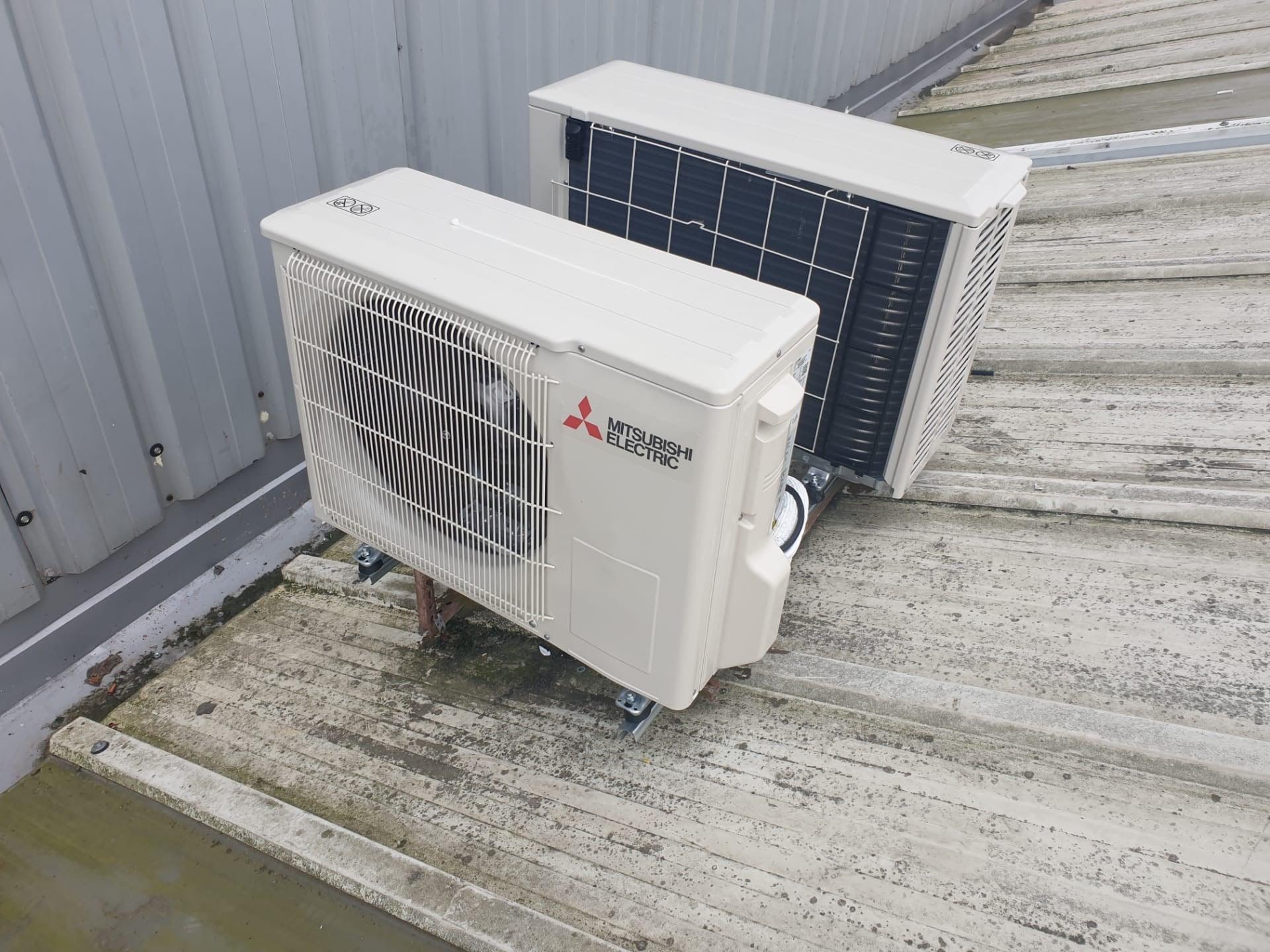 Mitsubishi Electric outdoor units