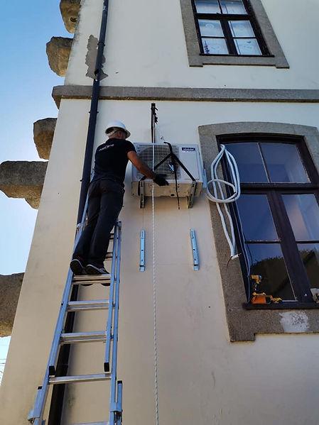 Instalação de Ar Condicionado, Porto
